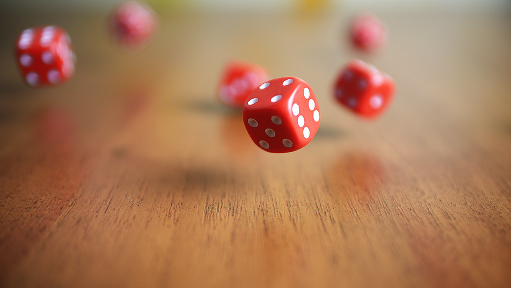 DICE DUEL with GENE and CHERIE